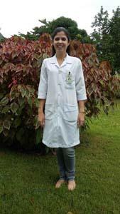 Ani Caroline - Enfermeira chefe