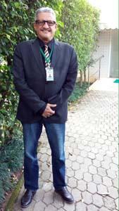 Antônio Tomé - Coordenador de tratamento