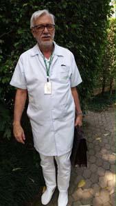 Dr. José Veríssimo - Clínico geral