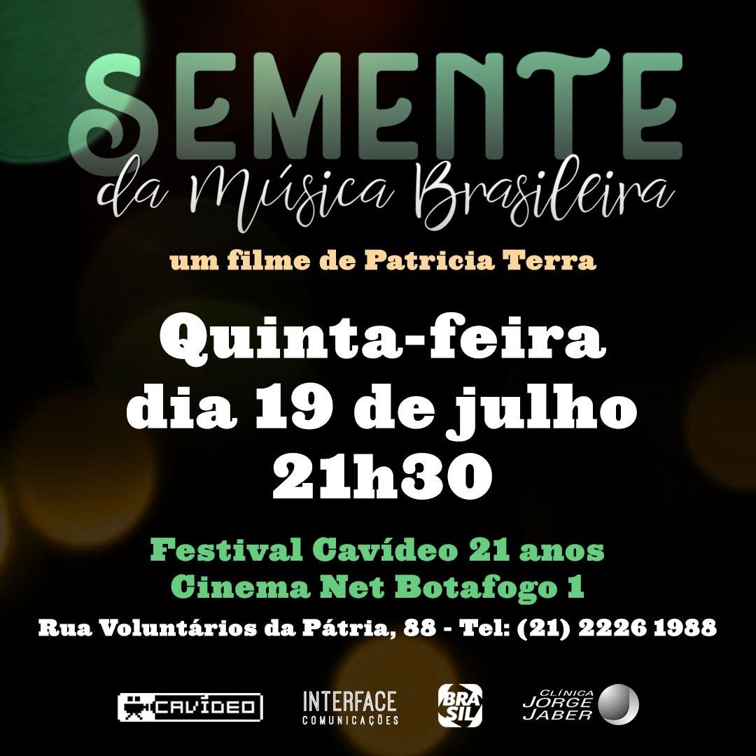f803ad599 Clínica Jorge Jaber é coprodutora do longa documental Semente da ...