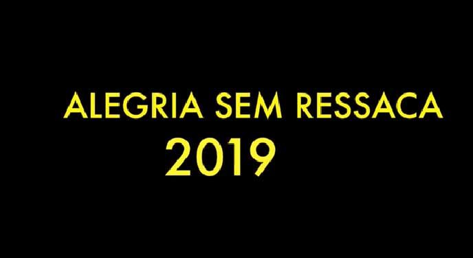 Alegria sem Ressaca 2019: chamada com Elza Soares e Dr. Jorge Jaber