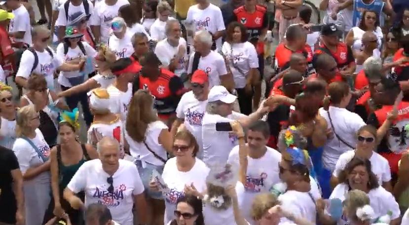 Veja em 5 minutos como foi o desfile do Alegria Sem Ressaca 2019