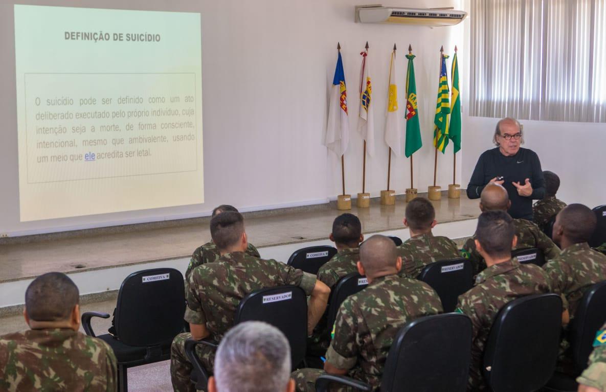 Dr. Jorge Jaber realiza palestra sobre Suicídio, na Amazônia