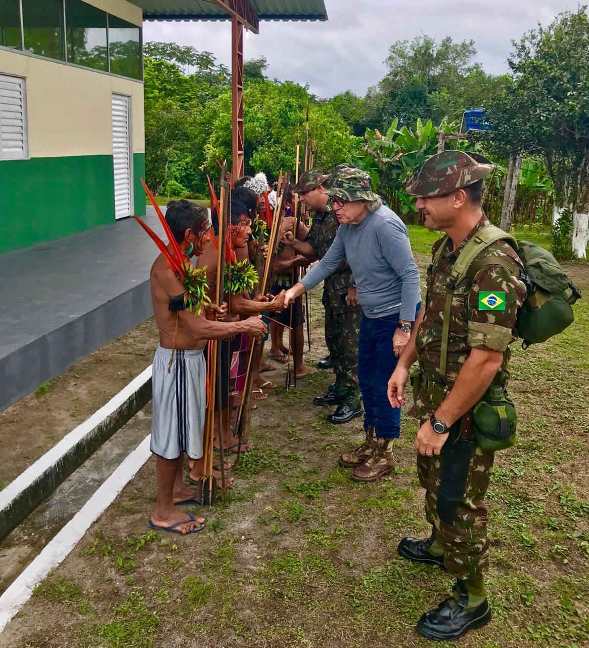 Missão Amazônia termina com êxito e grande troca de experiências