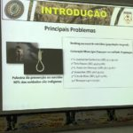 Palestra do Dr. Jorge Jaber sobre Prevenção ao suicídio