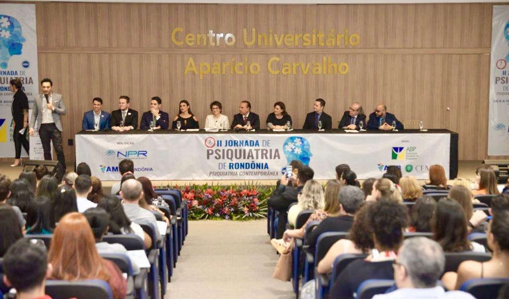 Dr. Jorge Jaber é um dos convidados da II Jornada de Psiquiatria de Rondônia
