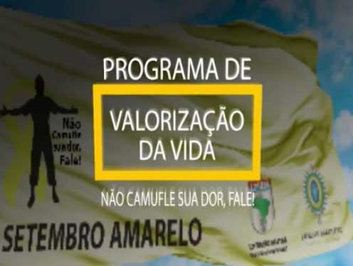 Confira vídeo promocional de evento que abre a campanha Setembro Amarelo