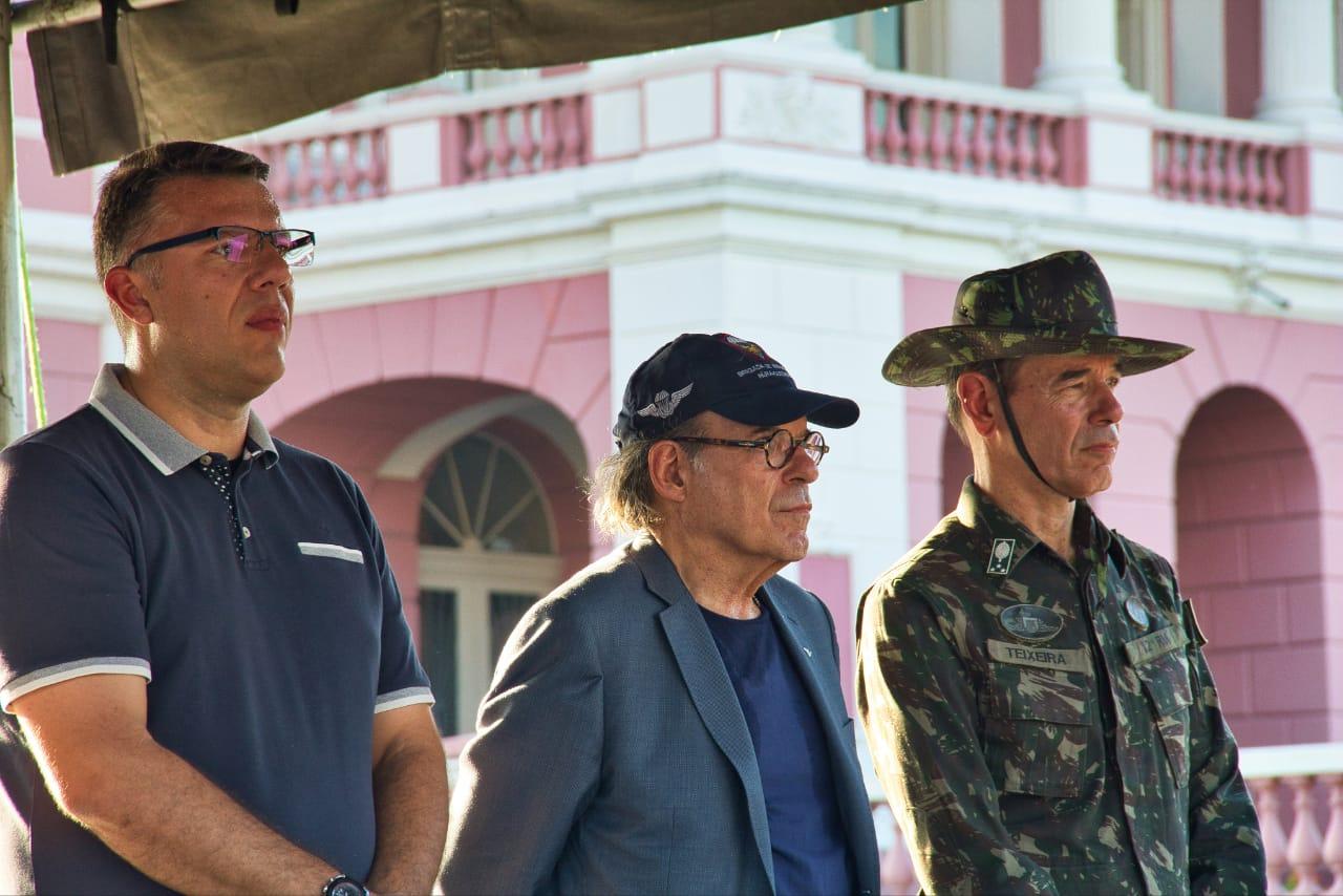 Dr. Jorge Jaber participa de ação sobre Setembro Amarelo em Manaus