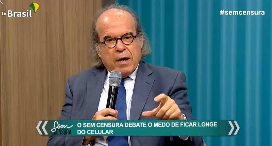 Clínica Jorge Jaber no programa Sem Censura