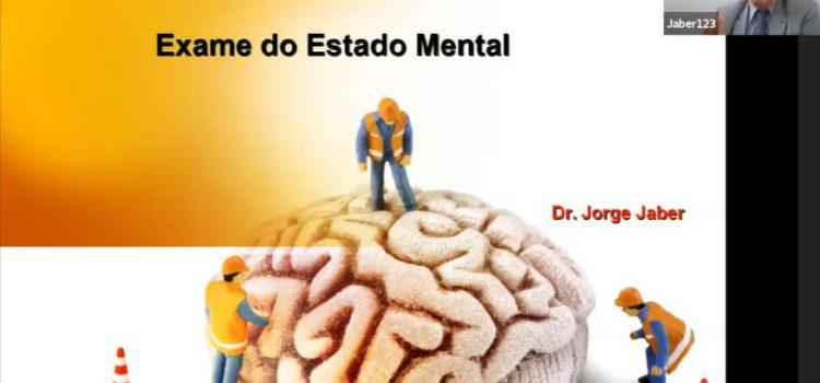 Exames do estado mental