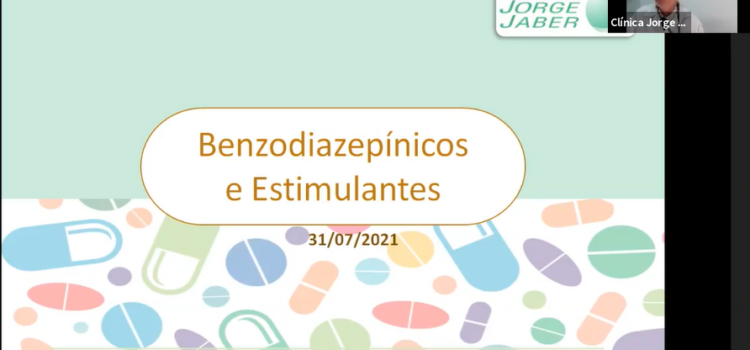 Benzodiazepínicos e Estimulantes