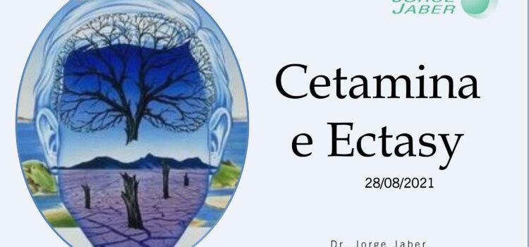 Cetamina e ecstasy